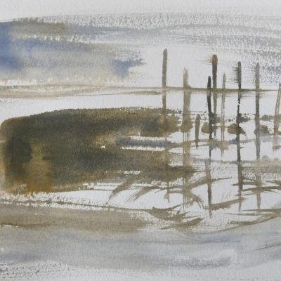 acryl aquarel A4 2021