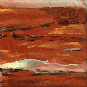 aarde, acryl, 2015