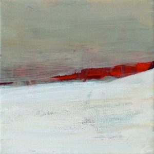 kust, acryl, 2015