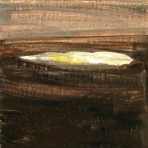plas, acryl, 2015