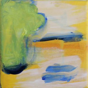 tuin? (zoom), acryl, 2015